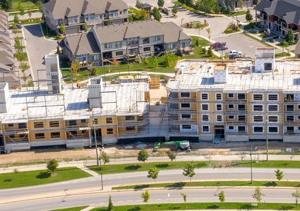 Activa Construction Inc., Trailside Apartments, Waterloo