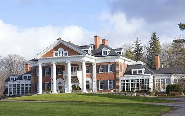 Langdon Hall - Country House Hotel & Spa - Cambridge - Shingles & PVC Flat Roof