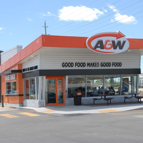 A & W, Burlington - Soprema Torch On