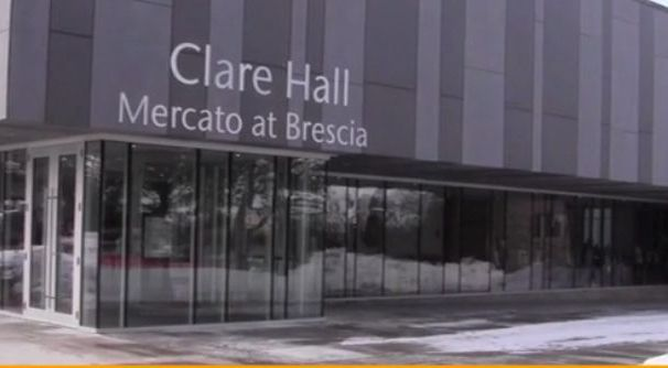 Brescia University College, London – Fully-adhered